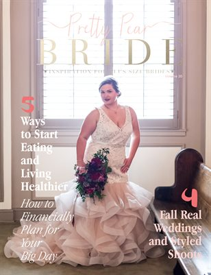 Pretty Pear Bride Magazine Volume 20