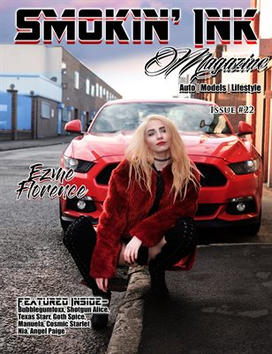 Smokin' Ink Magazine Issue #22 - Ezme Florence