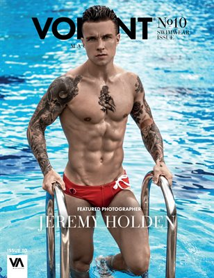 VOLANT Magazine #10 - SWIMWEAR Issue Vol.02