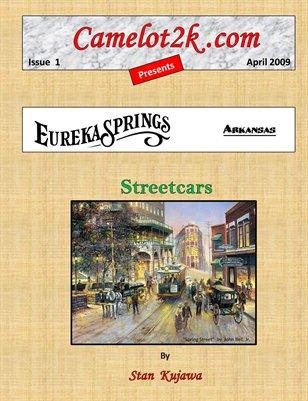 Eureka Springs, Streetcars