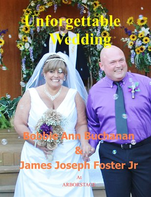 Foster & Buchanan Wedding Magazine
