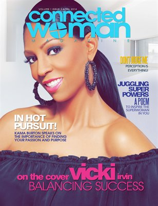 connected woman MAGAZINE Vol. 1 Issue 3