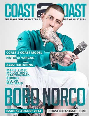 Coast 2 Coast Magazine Issue #52
