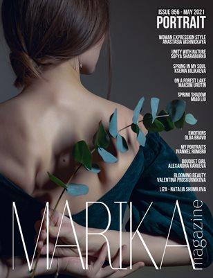 MARIKA MAGAZINE PORTRAIT (ISSUE 856 - MAY)