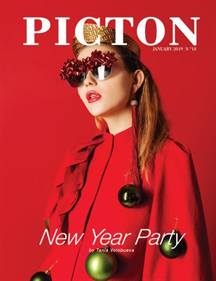 Picton Magazine January 2019 N18 Cover 1