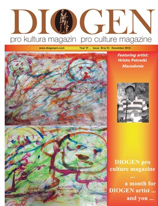 DIOGEN pro art magazine No 53_ December 2014