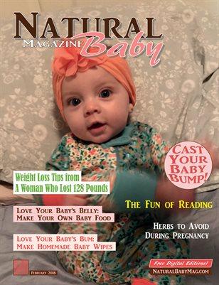 Natural Baby Magazine February 2018