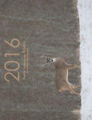 2016 North American Wildlife (8x10)