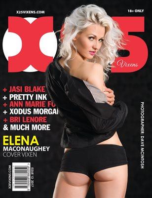 X25 Vixens 13 Less Elena