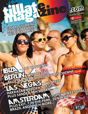 Tilllate Magazine- Issue 307 - July 2013