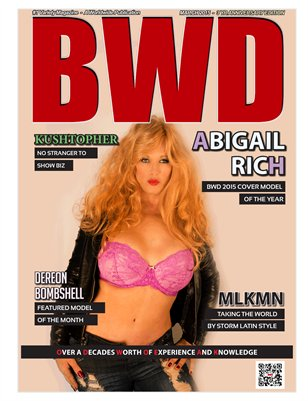 BWD Magazine - March 2015 Anniversary Issue