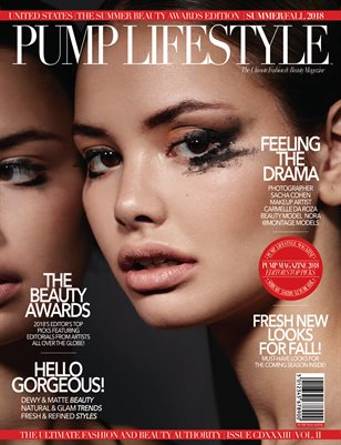 PUMP Lifestyle Magazine - The Beauty Awards Edition - Vol.2