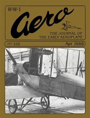 WW1 Aero #119 - April 1988