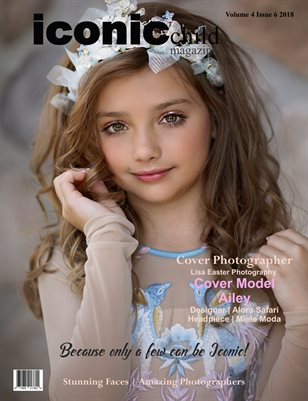 iconic child magazine Volume 4 Issue 6 2018