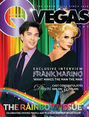 QVegas September 2015 | The Rainbow Issue