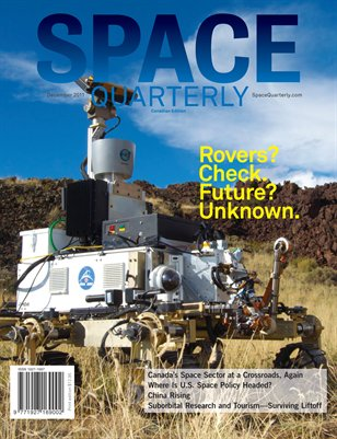 Space Quarterly - December 2011 (Canada Edition)