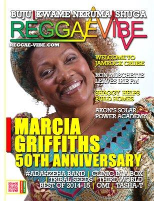 Reggae Vibe Magazine Summer Issue 2015