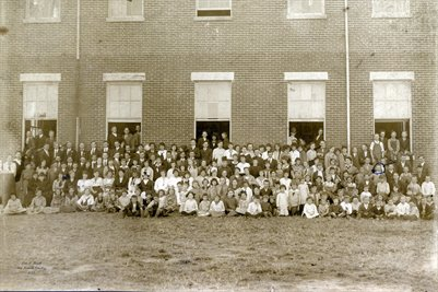 Wingo School, Graves County, Kentucky