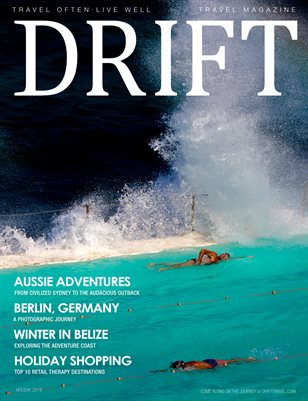 DRIFT Travel Holiday 2018