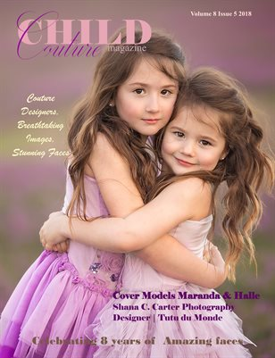 Child Couture magazine Volume 8 Issue 5 2018