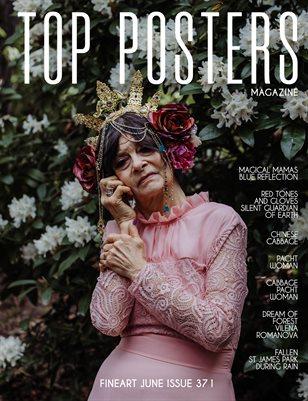 TOP POSTERS MAGAZINE- FINEART JUNE (Vol 371)