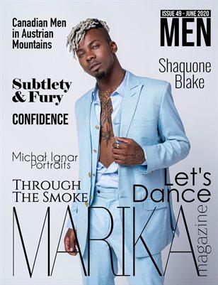 MARIKA MAGAZINE MEN (June - issue 49)