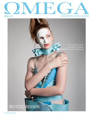 Omega Fashion Magazine Issue 8 Recycled Refashion
