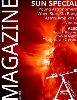Astronomy Wise -June 2013 Astronomy Magazine