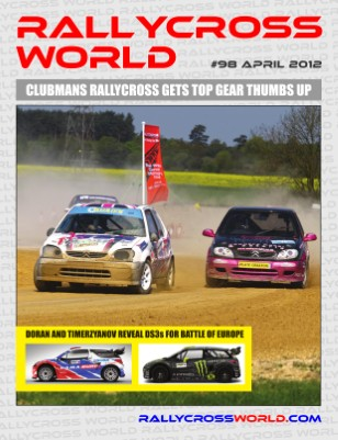 Rallycross World #98, April 2012