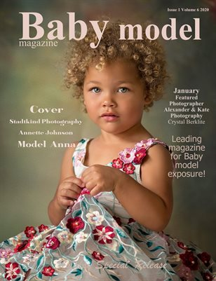 Baby Model magazine Issue 1 Volume 6  2020
