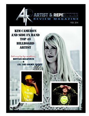 A&R Review Magazine February 2014