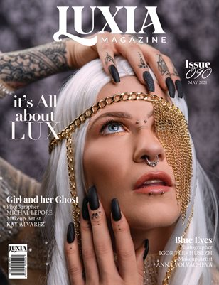 Luxia Magazine, Issue #90