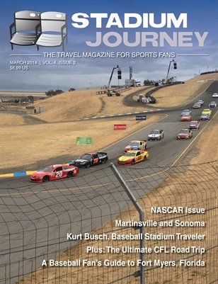 Stadium Journey Magazine Vol 4 Issue 3
