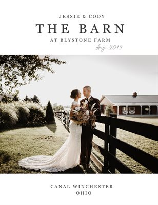 The Barn at Blystone Farm- Aug 2019
