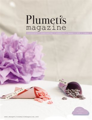 Plumetis magazine Issue 10. Let's party!