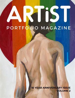 Artist Portfolio Magazine Anniversary Issue VOL 2