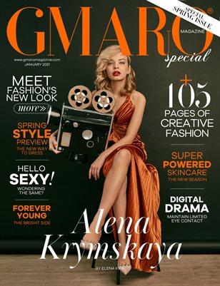 GMARO Magazine January 2021 Issue #30