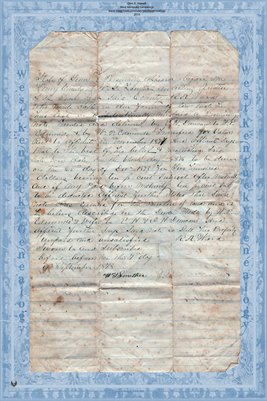 1877 Deed, Duncan to Edmonds, Henry County, Tennessee
