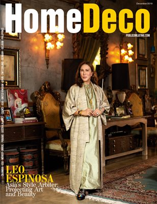 HOMEDECO Magazine - Dec/2018 - #2