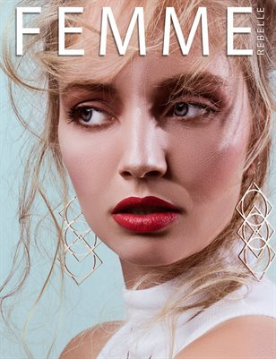 Femme Rebelle Magazine NOVEMBER 2017 - Book 1 - Yasmin Maiwald Cover