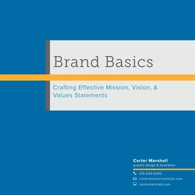 Brand Basics Workbook
