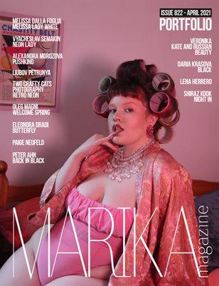 MARIKA MAGAZINE PORTFOLIO (ISSUE 822 - APRIL)