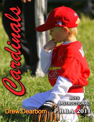 2011 P.H.B.A. Boys Instructional Cardinals 4