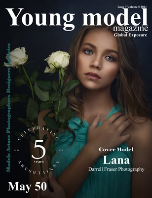 Young Model Magazine Issue 7 Volume 5 2021 May Top 50