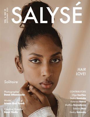 SALYSÉ Magazine | Vol 6 No 19 | SEPTEMBER 2020 |