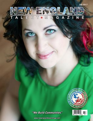 New England Talent Magazine July 2017 Edition