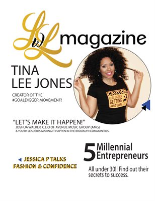 Leading with Lee Magazine