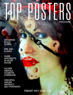 TOP POSTERS MAGAZINE - MAY FINEART (Vol 325)