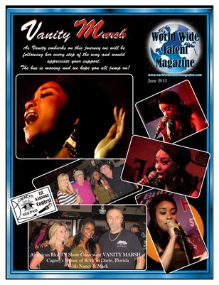 June World Wide Talent Magazine