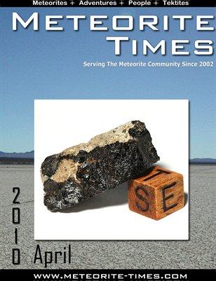Meteorite Times Magazine - April 2010